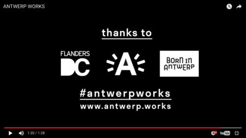 Born in Antwerp